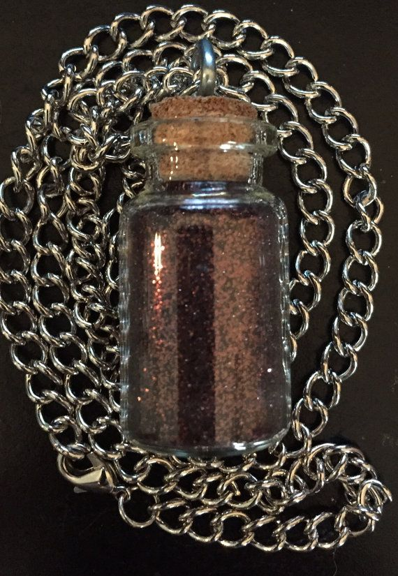 Brown Fairy Dust by beadingstrands on Etsy