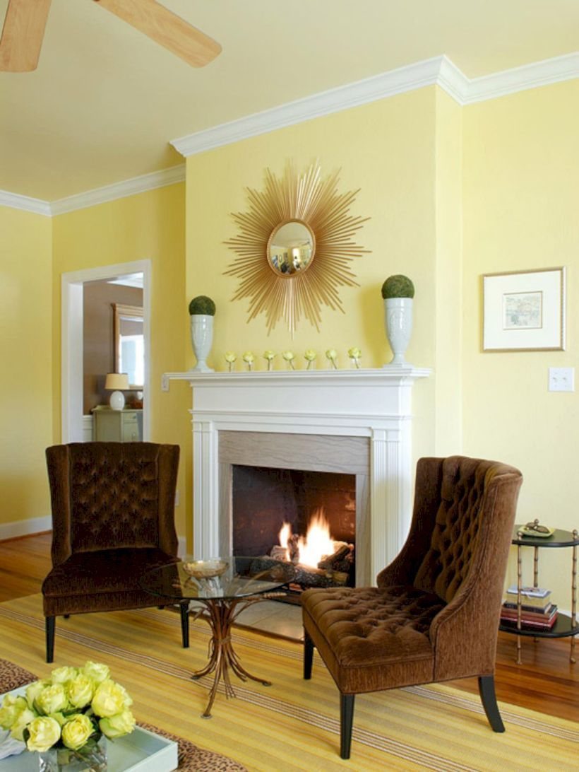 Get living room paint color ideas for your home - find a colour