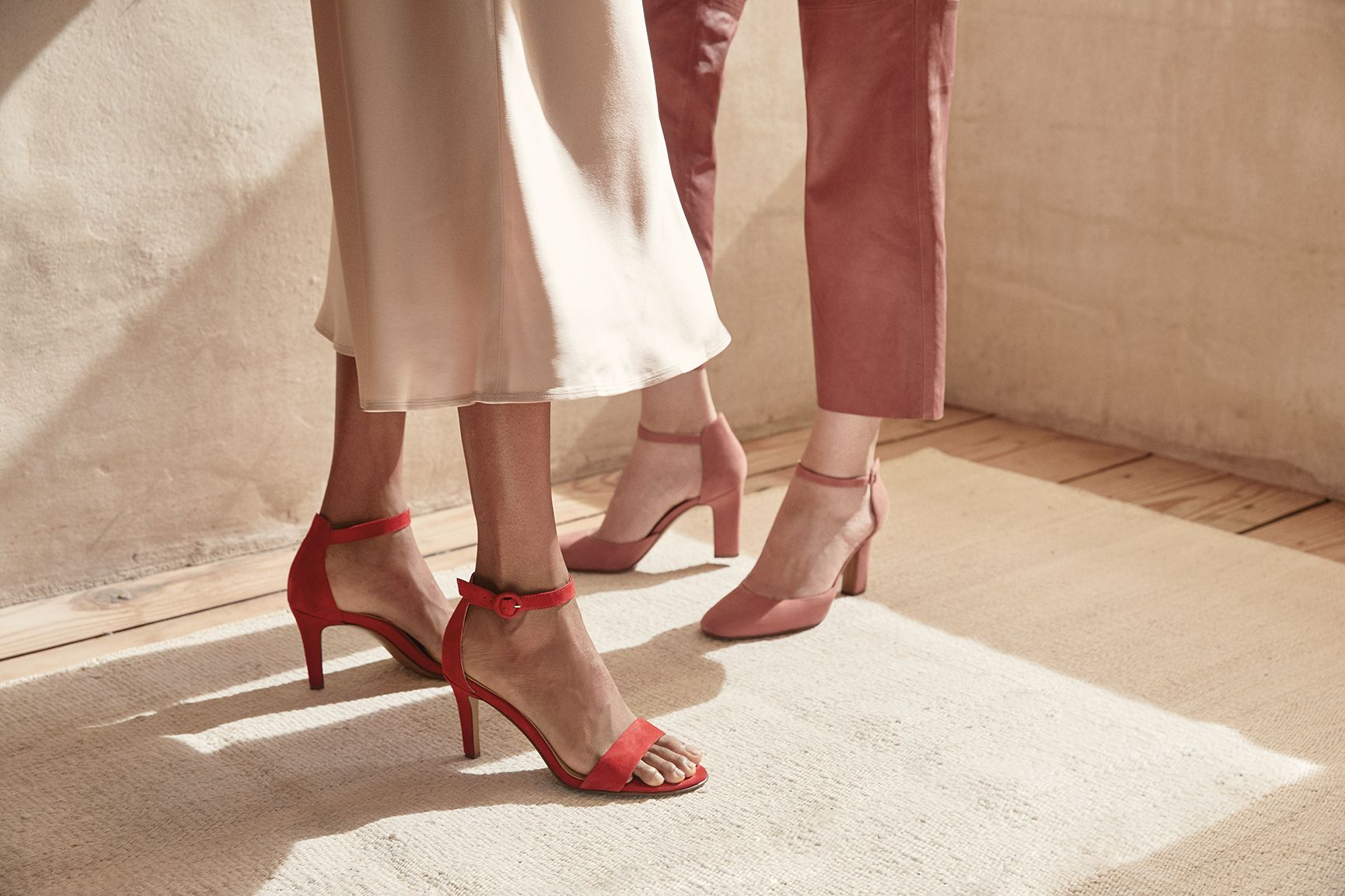 0c67c2197987 Better than roses. The KINSLEY   GIANNA make a strong feminine statement in  Rosy hues.  Naturalizer