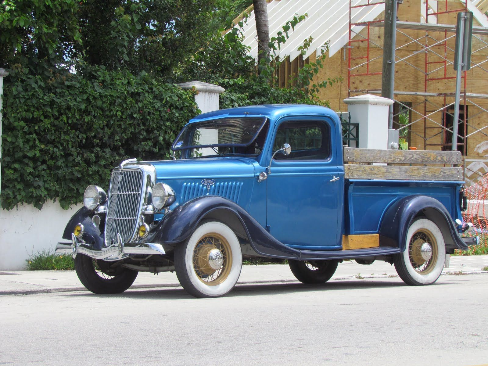 Old Classic Ford 4 Sale | Old Ford Truck in Key West, Florida on ...