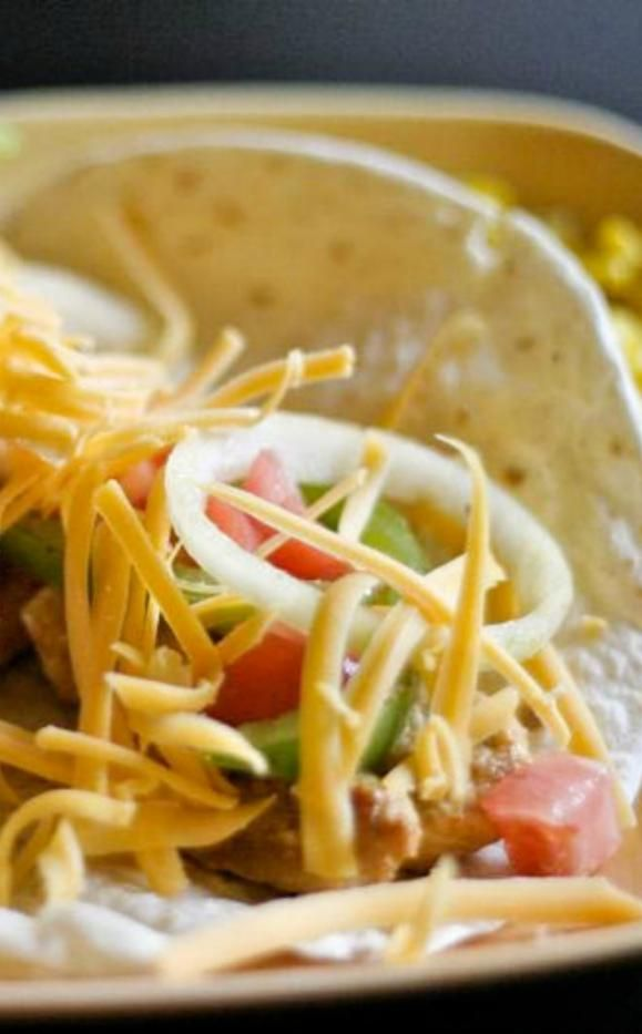 Quick And Easy Freezable Chicken Tacos Dump And Go Dinner Recipe Instant Pot Freezer Meals