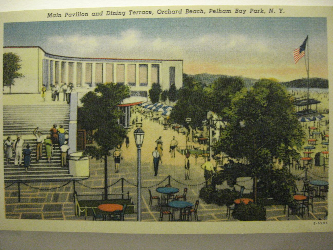 Wish You Were Here…Postcards From The Bronx Vintage
