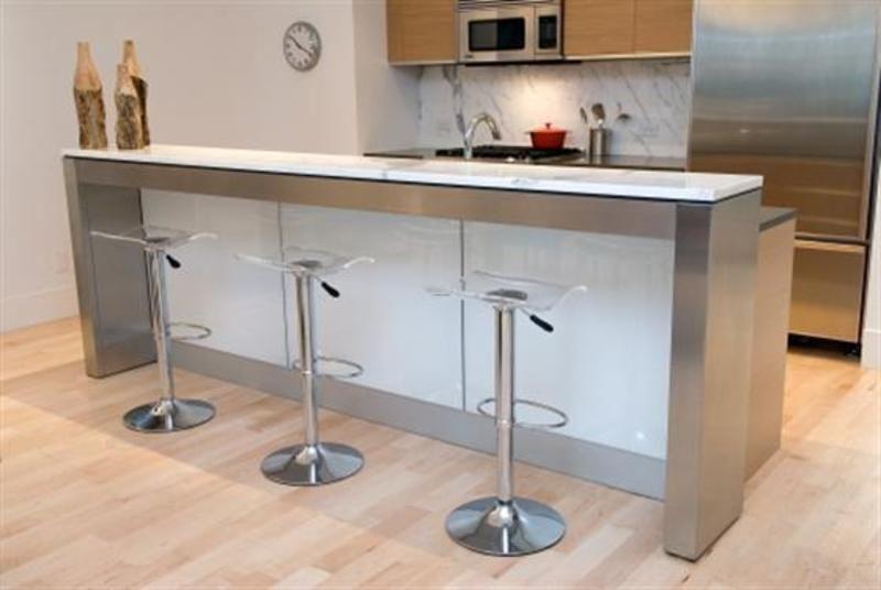 Double Height Bar Countertops, Kitchen Bar Furniture