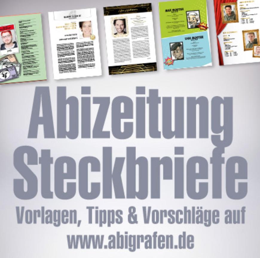Tipps, kostenlose Vorlagen und Beispiele für eure Abizeitung und ...