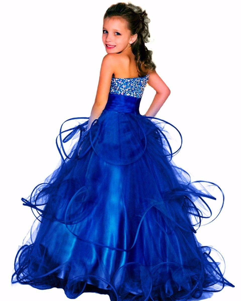Pin by girl quinceanera on hot sell little girl dresses