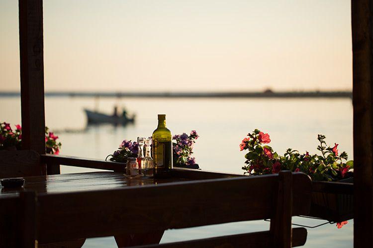 Tranquility at Ada Bojana, Montenegro