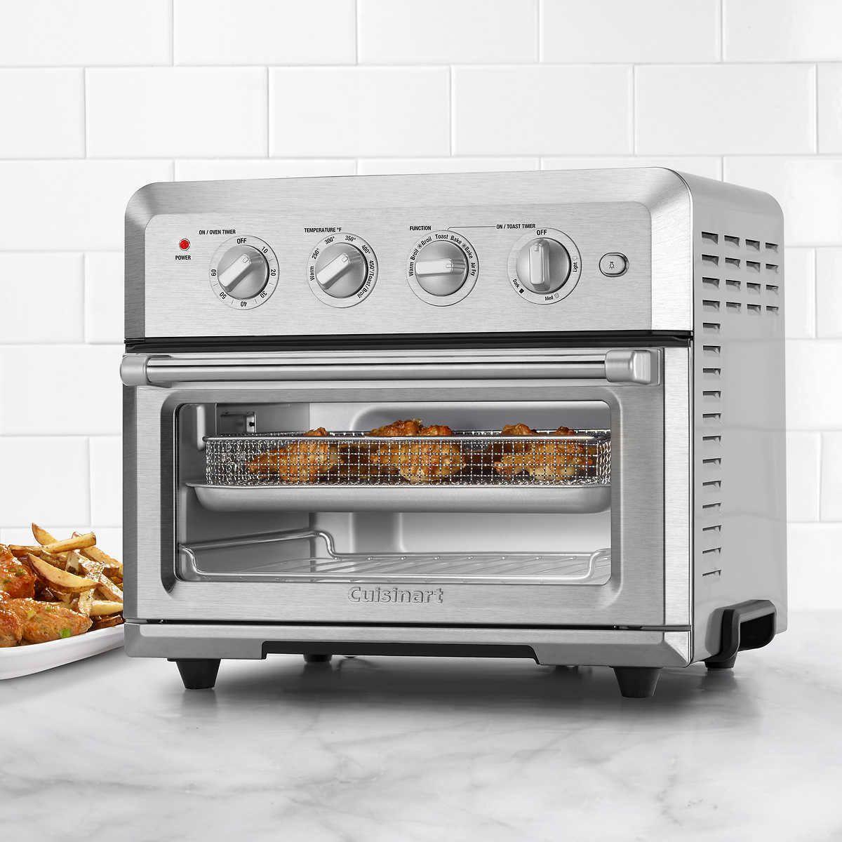 Cuisinart Air Fryer Toaster Oven Ovens Ideas Of Ovens Ovens Toaster Oven Convection Toaster Oven Toaster