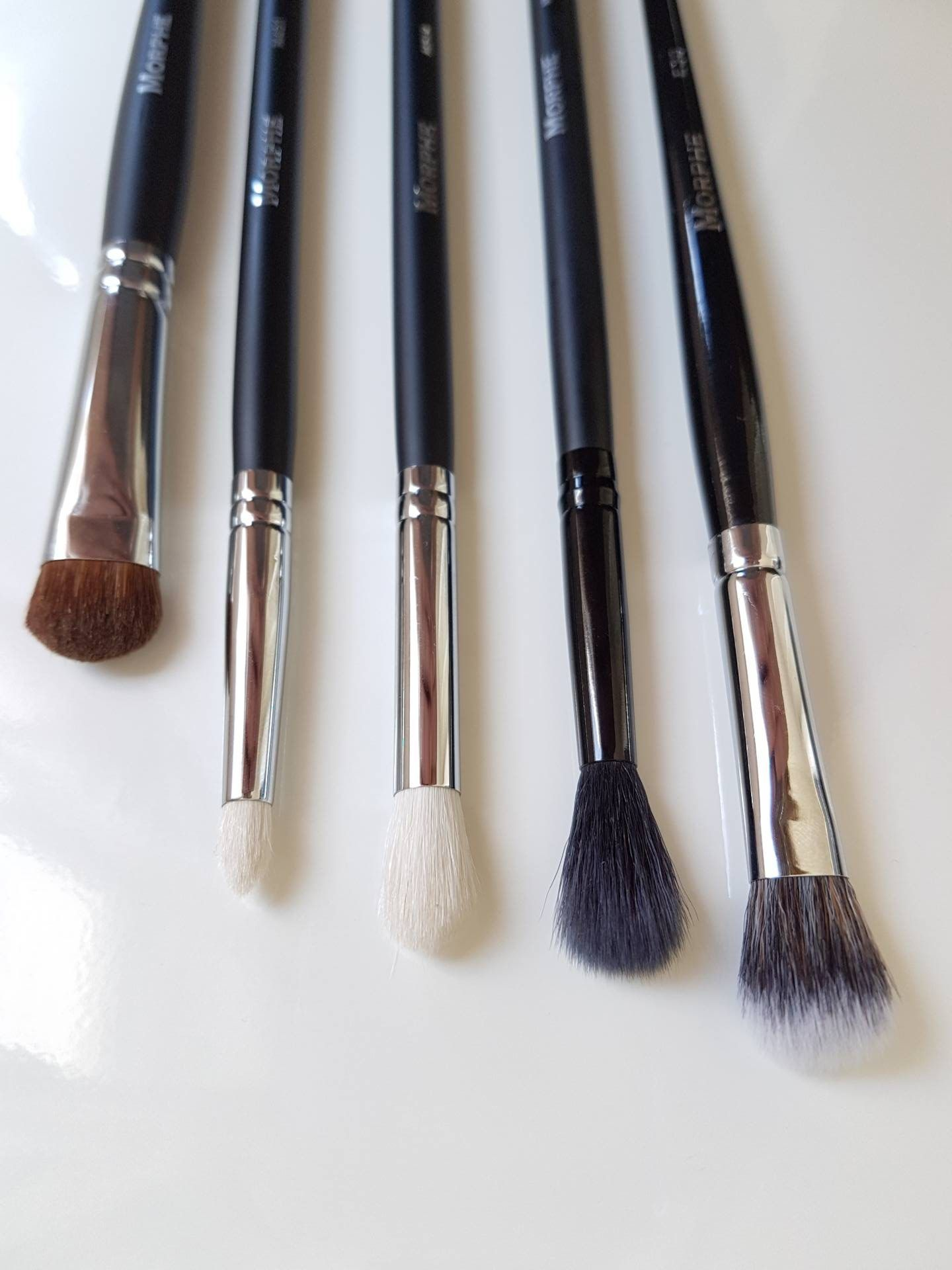 best eyeshadow brushes morphe. morphe brushes review best eyeshadow