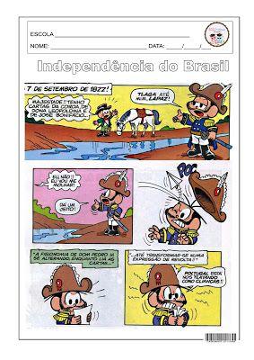 Sos Professor Atividades Historia Em Quadrinhos Com Imagens