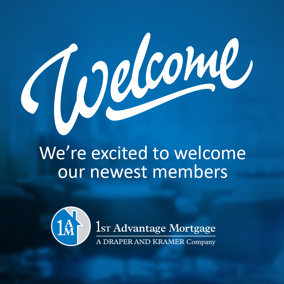 Please Join Us In Welcoming Our Newest Loan Officers To The Team Dariush Kakvand Schaumburg Il And Scott Lunceford Chicago Loan Officer Mortgage Learning