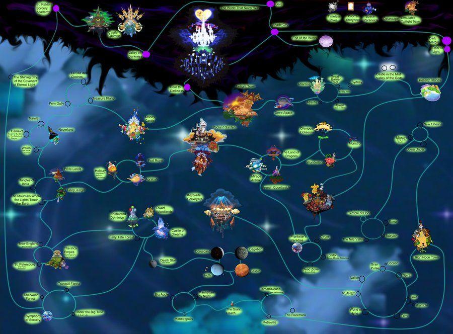 Pin by joebop97 on Kingdom Hearts | Kingdom hearts, Kingdom ...