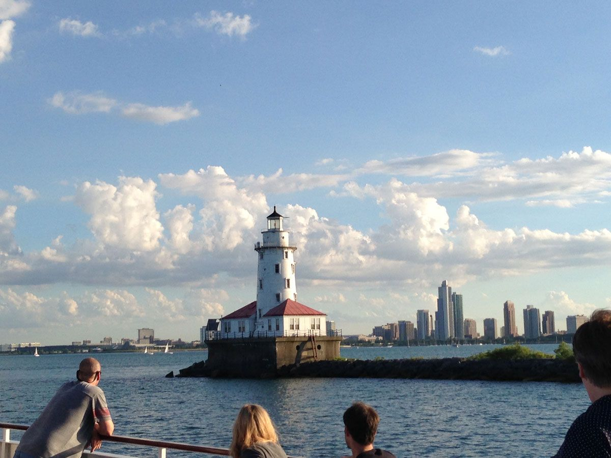 Wendella Boats Chicago At Sunset Tour Boat tours, Boat
