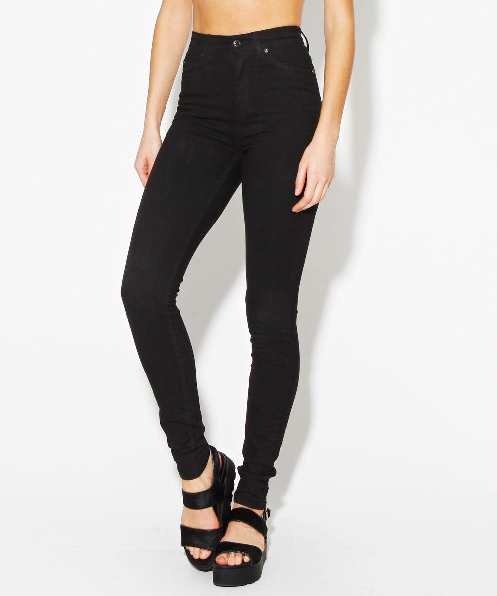 ZOE BLACK | Jeans | Clothing | Shop Womens | General Pants Online ...