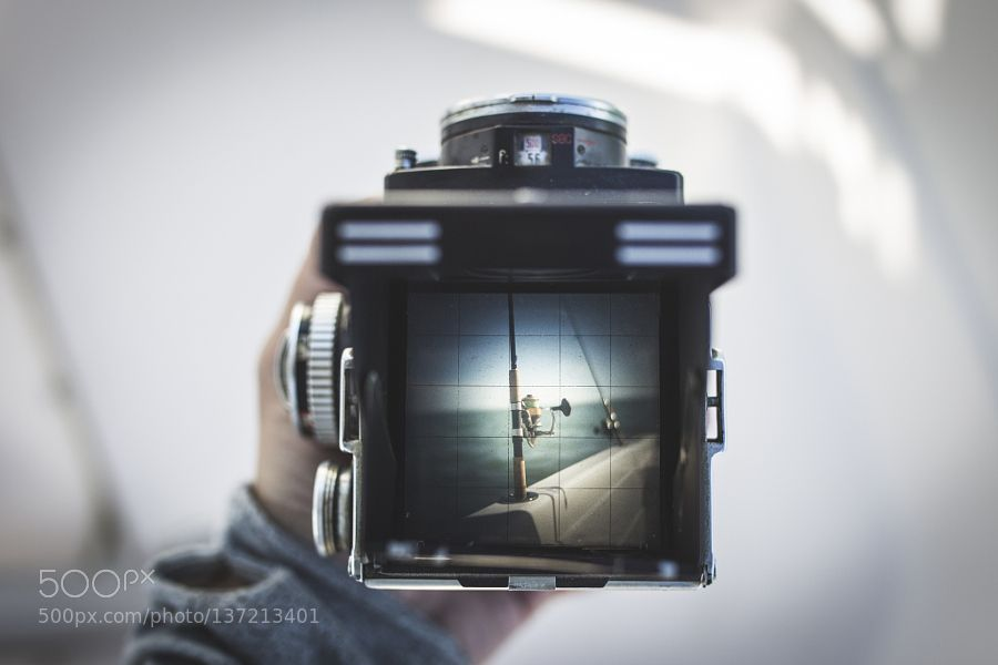 """Rolleiflex fishing - Go to http://OutBoardr.com and use code PINTEREST for free shipping on your first order! (Lower 48 USA only). Sign up for our email newsletter to get your free guide: """"Boat Buyer's Guide for Beginners."""""""