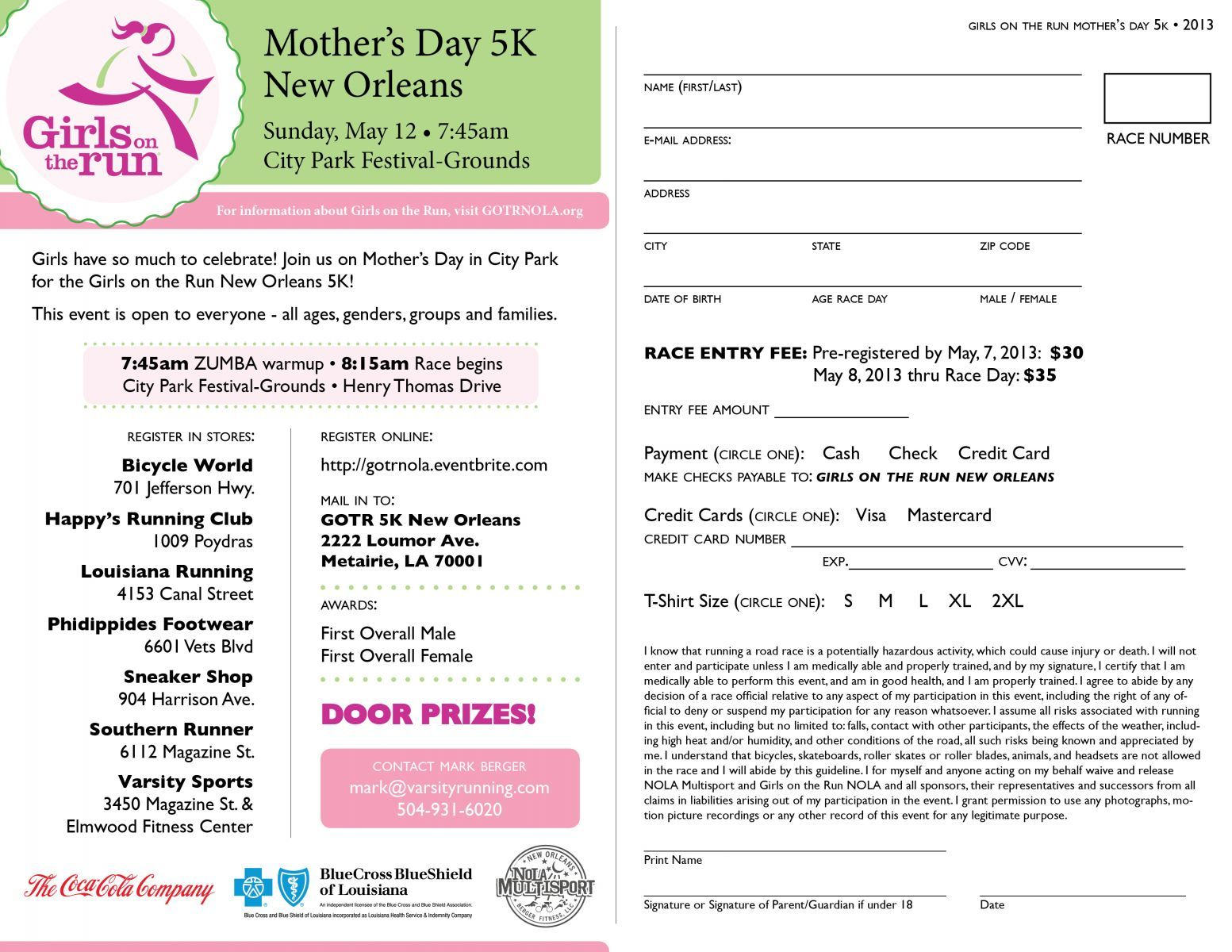 Girls On The Run Mother S Day 5k Race