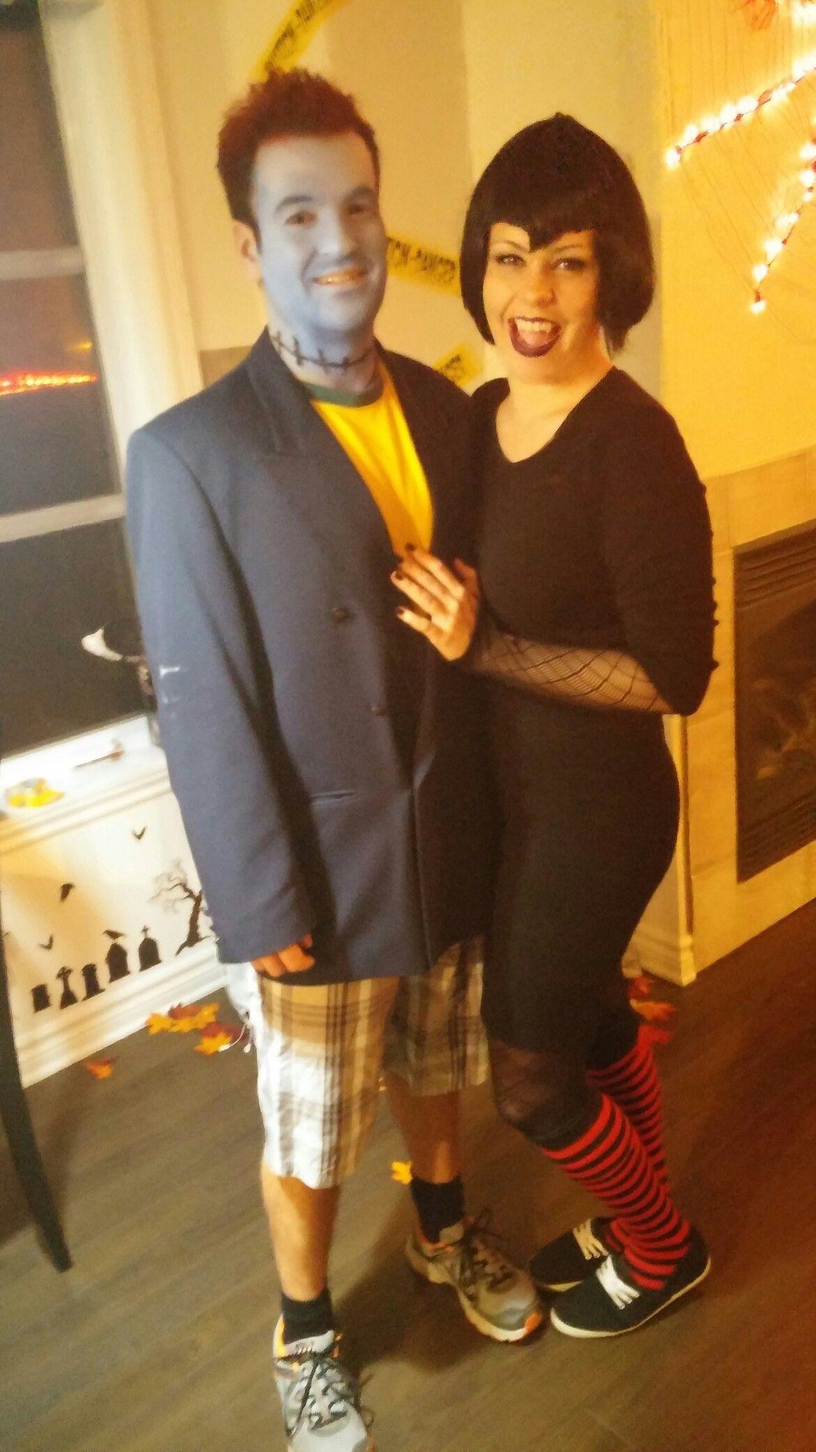 Hotel Transylvania Costumes Mavis And Johnny Stein