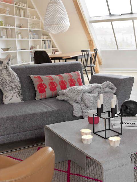 scandinavisch design scandinavisch wonen scandinavische interieurs thuis woonkamer