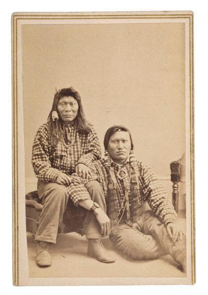 UTE , 1864
