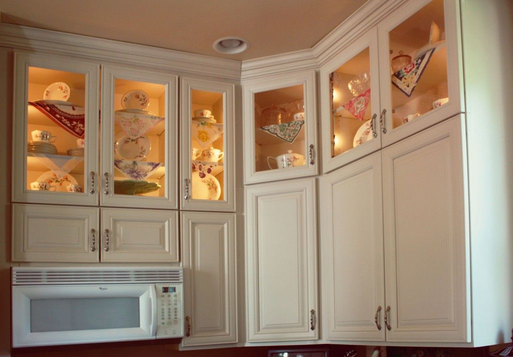 Double stacked kitchen cabinets | Buy cabinets, Home ...