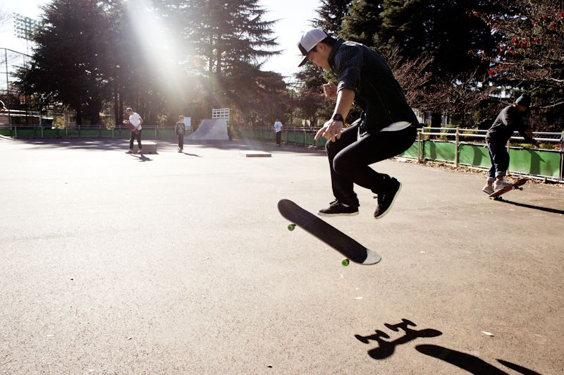 tokyo skateboarding Skateboard, Skate