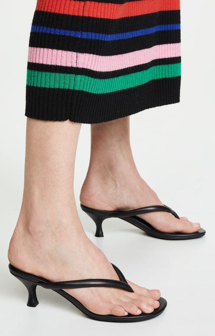 1e47f09e0b Jeffrey Campbell Brink Kitten Heel Flip Flops | Style details in ...