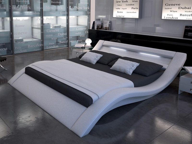Tolle Große Betten 200x200 Möbeldesign In 2019 Modern Bedroom
