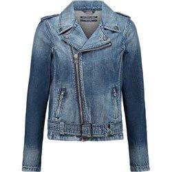 Co Nosic Do Krotkich Wlosow Trendy W Modzie Jackets Denim Jacket Denim