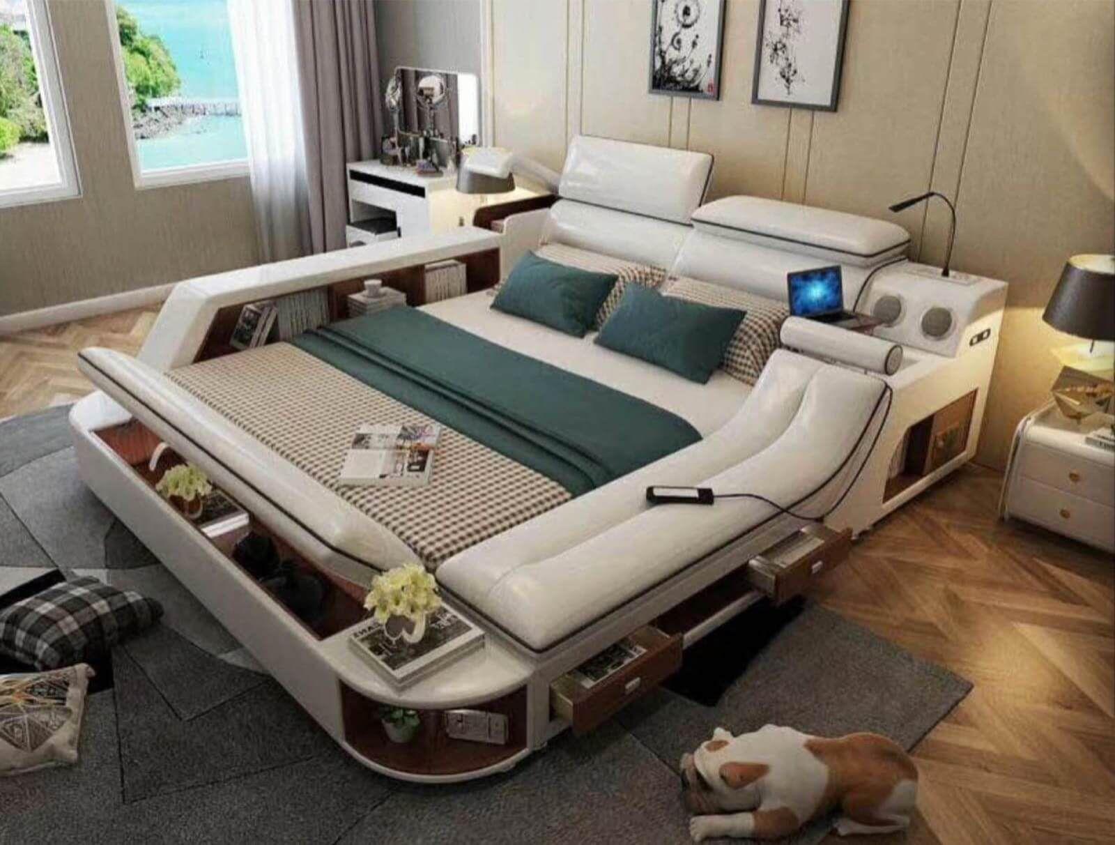 Top 30 Modern Bedroom Design Ideas Engineering