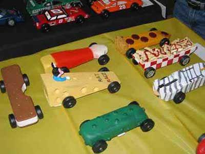 Kub Kars And Scout Trucks Pinewood Derby Nerdfighters - Cool kub kars