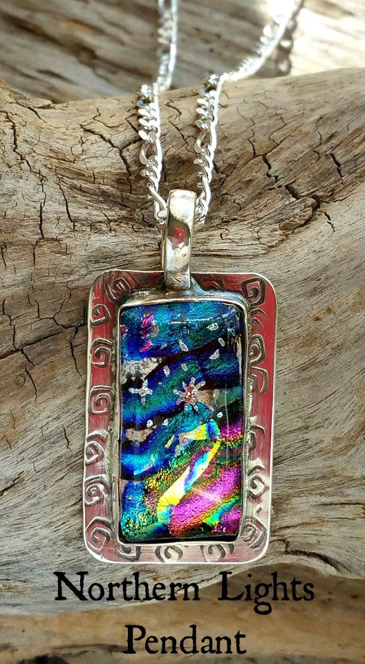 Over The Rainbow Memorials Creates Custom Blown Glass Jewelry
