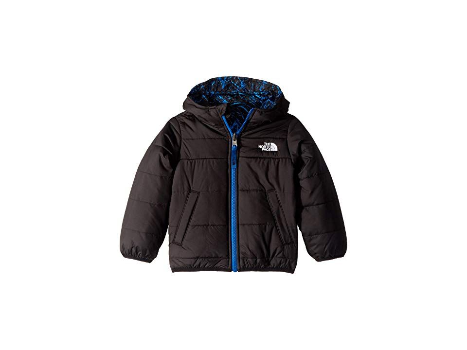 39bbf7c9f The North Face Kids Reversible Perrito Jacket (Toddler) (TNF Black ...
