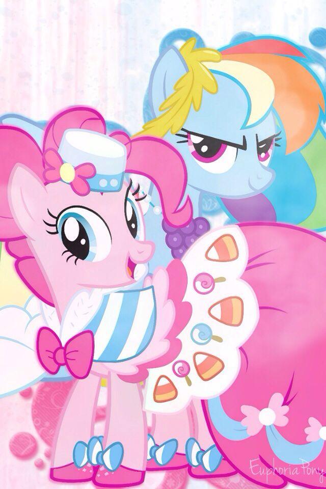 Iphone 5 Wallpaper My Little Pony Unicorn My Little Pony Mermaid Art