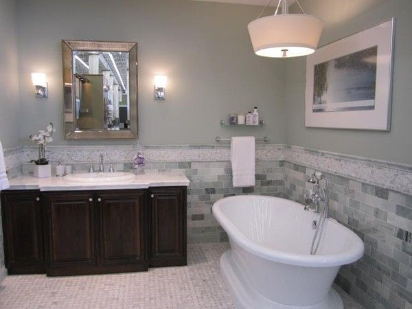 12 Popular Bathroom Paint Colors Our Editors Swear By Best Bathroom Paint Colors Bathroom Color Schemes Amazing Bathrooms