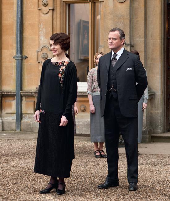 Designing 'Downton Abbey' | Traditional Home Robert Crawley, Rob James  Collier, Hugh