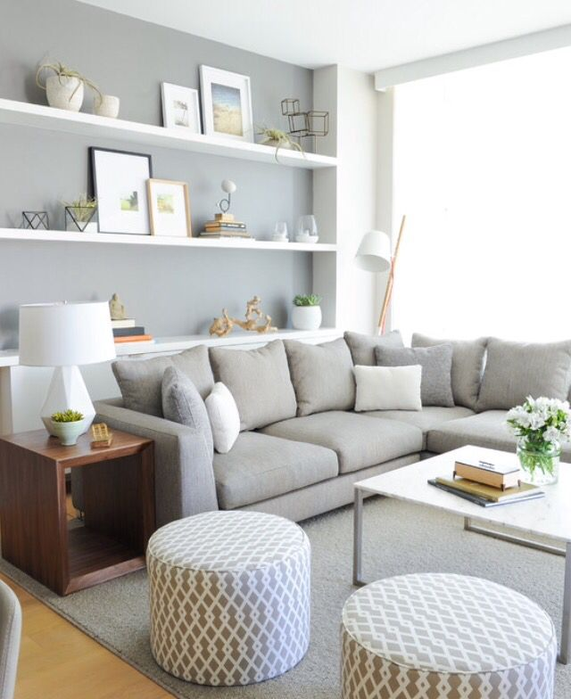 Make Your New Florida Home Pop With Built In Shelving Fun