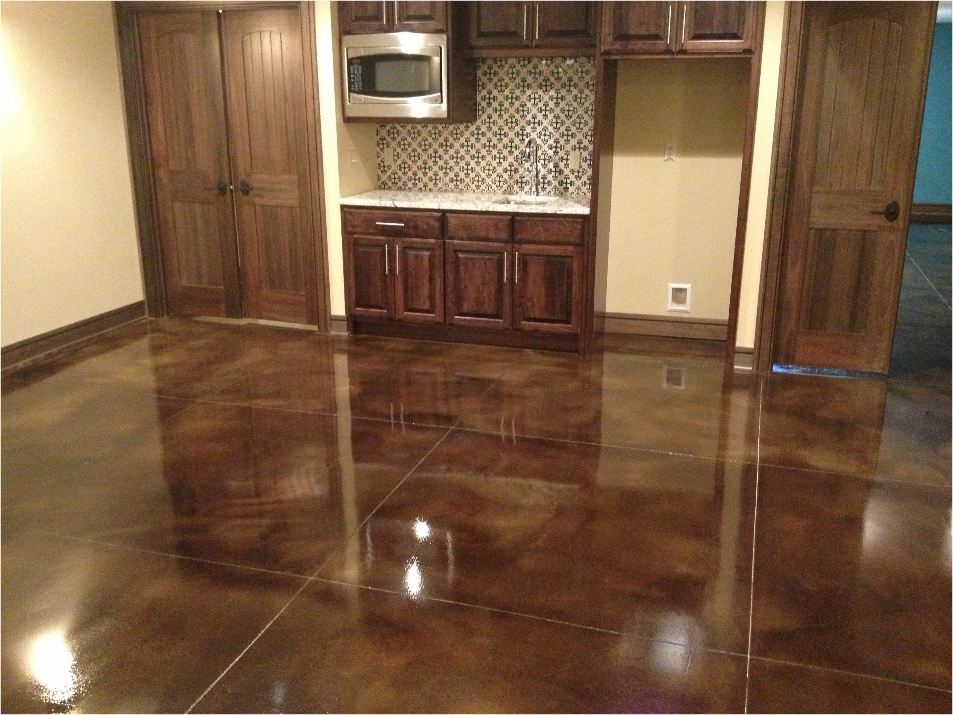 Lovely Wet Basement Flooring