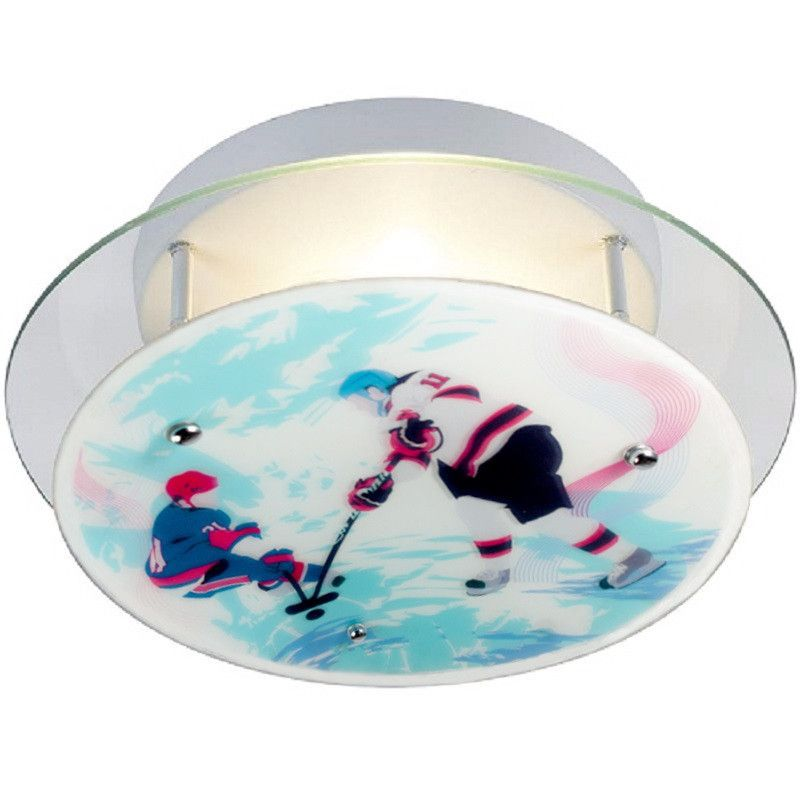 Hockey sports ceiling light lego lamp pinterest hockey sport hockey sports ceiling light aloadofball Image collections