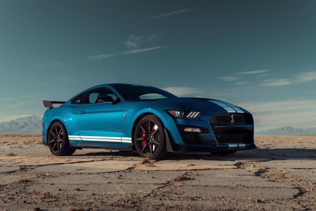 2020 Ford Mustang Shelby Gt500 Wins 2019 Eyeson Design Award For