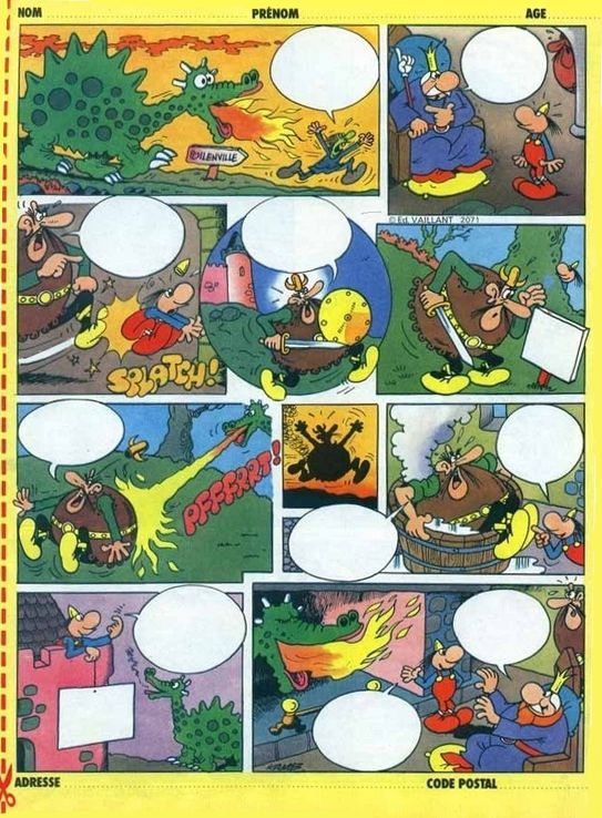 Souvent courtes bandes dessinée sans mots - Bing Images | BD planches sans  XQ48