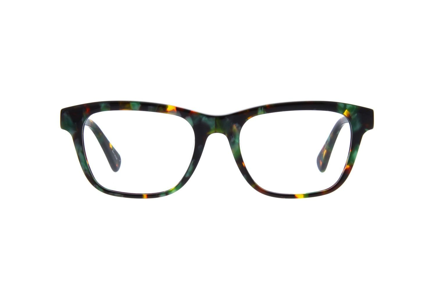 1c4ae9d50d7f Order online, unisex green full rim acetate square eyeglass frames model  #4413524. Visit Zenni Optical today to browse our collection of glasses and  ...