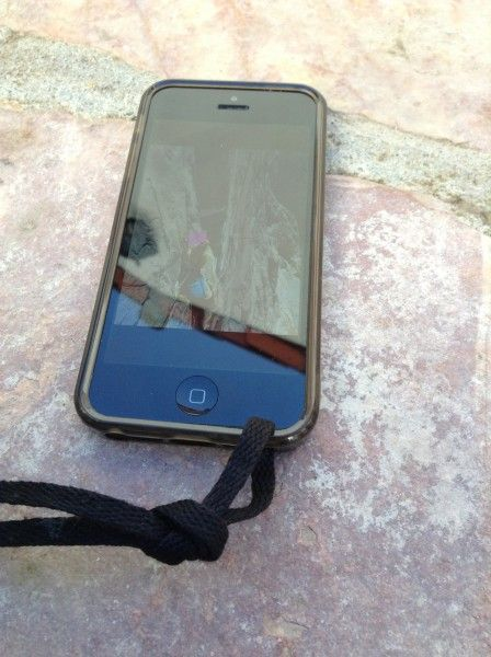 official photos 8f2d0 6e35d DIY iphone lanyard for climbing | computer and phone | Iphone ...