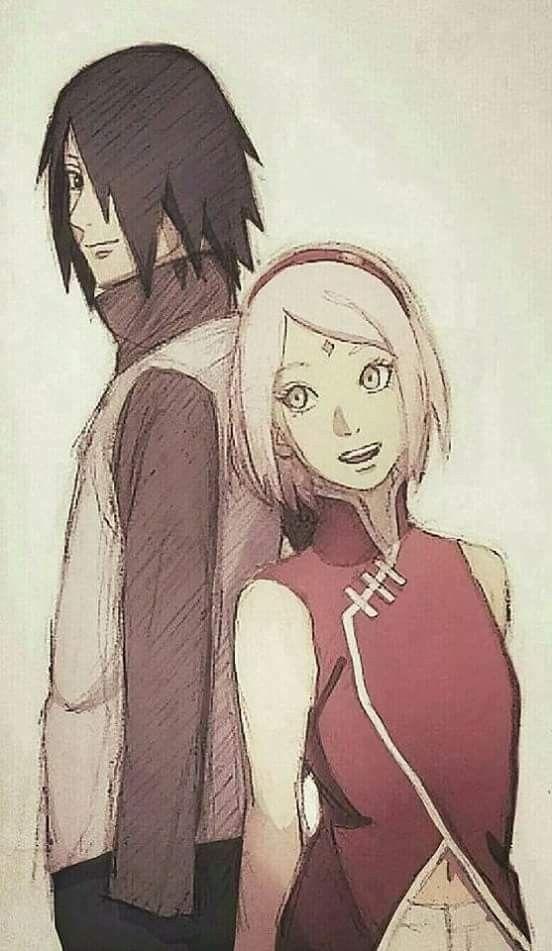 Sasuke And Sakura Uchiha Beautiful Wallpaper