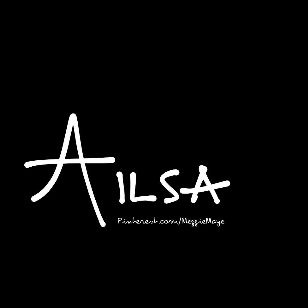 Baby girl's name Ailsa