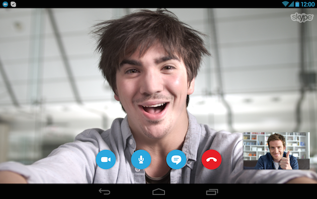 Skype now lets you videocall while doing other things on