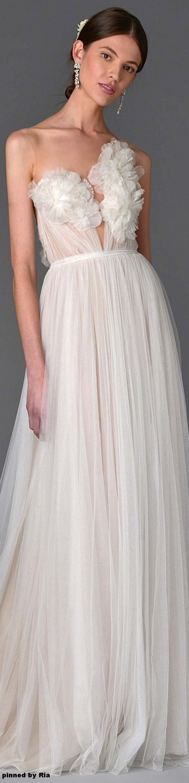 Marchesa bridal spring l ria bridal gowns pinterest