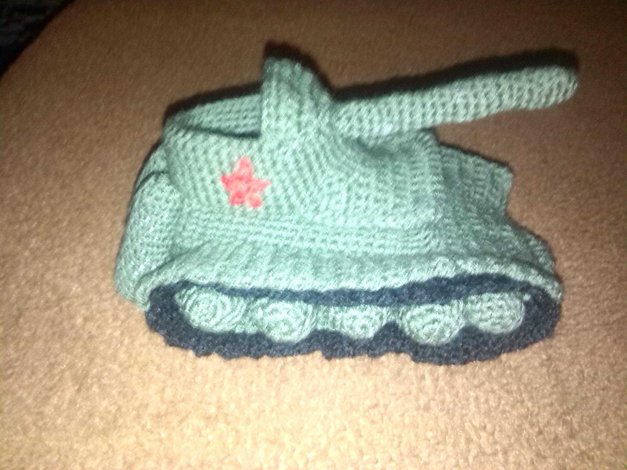 Panzer-Hausschuhe   Fahrzeuge crochet   Pinterest   Panzer ...