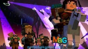 download minecraft story mode apk full episodes