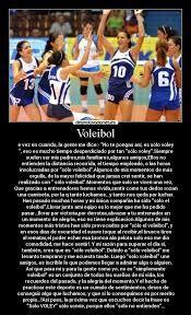Resultado De Imagen Para Voleibol Frases Otros Voleibol Frases
