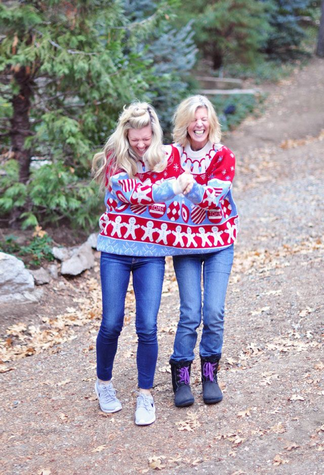 toms for target two headed sweater buycostumes and bcuglysweater uglysweater pinterest ugly holiday sweater sweaters and christmas sweaters