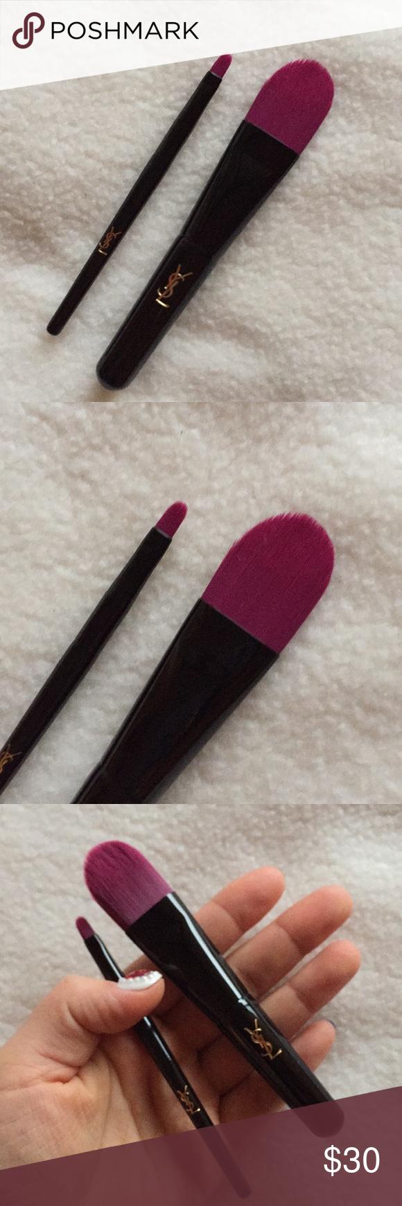 YSL beauty makeup brush bundle Ysl beauty, Beauty makeup